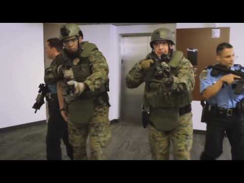 RUN. HIDE. FIGHT. — Surviving an Active Shooter Event