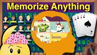 How to Memorize Fast and Easily | How to remember things easily