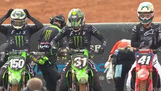 Supercross Round #13 250SX Highlights | Atlanta, GA, Atlanta Motor Speedway | April 10, 2021