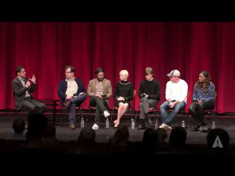 Academy Conversations: Manchester By the Sea