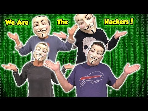 Project Zorgo Hacker Traps Us - Are We the Hackers? Setting Up Spy Gadgets for the Game Master