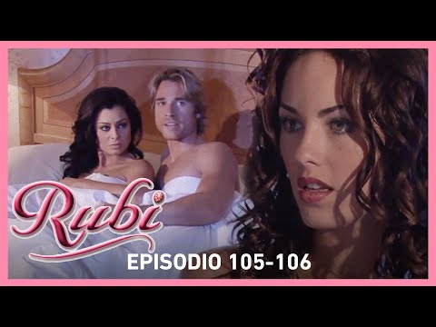 Rubí: Alejandro cancela su boda con Rubí y ¡Rubí encuentra a Elena con Héctor! | Capítulo 105 y 106
