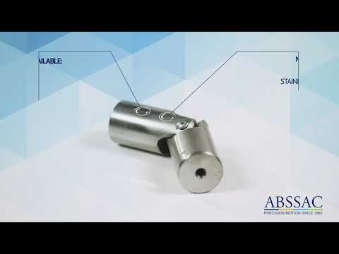 ABSSAC 2020 Universal Joints
