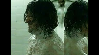 The Walking Dead - Daryl Finally Showers