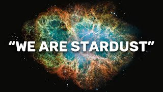 We Are Stardust: Professor Simon Goodwin explains Carl Sagan