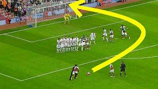 Top 10 Outstanding Free Kick goals |HD