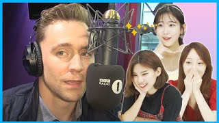 Korean GIRLS Reacts to SEXIEST Male Celebrity Voices!!