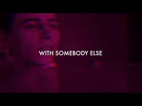 The 1975 -  Somebody Else // Lyric Video