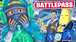 *NEW* SEASON 2 BATTLEPASS TIER 100 UNLOCKED In Fortnite! (Chapter 2)