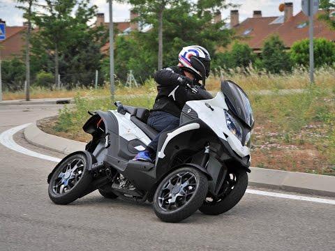 Quadro4, el scooter de cuatro ruedas