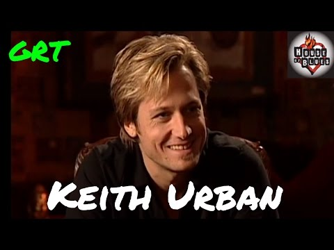 Keith Urban | Green Room Tales