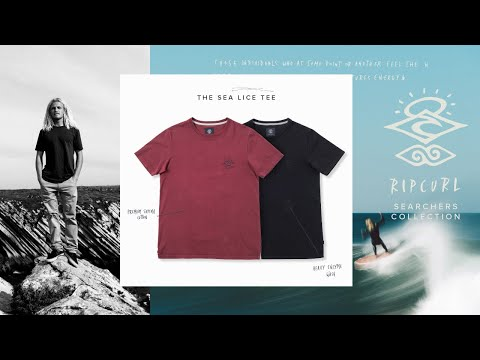 Sea Lice Tee | Searchers Collection 2019 | Rip Curl