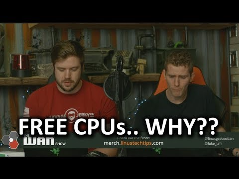 Get Your FREE* AMD CPU... ...