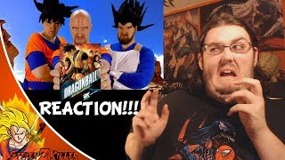 Dragonball Evolution - Nostalgia Critic REACTION!!!