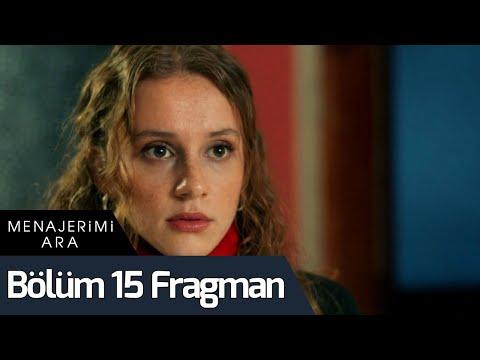 Menajerimi Ara 15. Bölüm Fragman