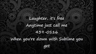 40 Oz  to Freedom - Sublime (Lyrics) - Music Videos Watch Online