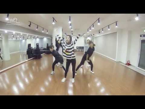 Red Velvet (레드벨벳) - Rookie Dance Practice Ver. (Mirrored)