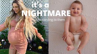 pregnancy/single mom life : THE TRUTH