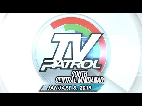 TV Patrol South Central Mindanao - January 8, 2019