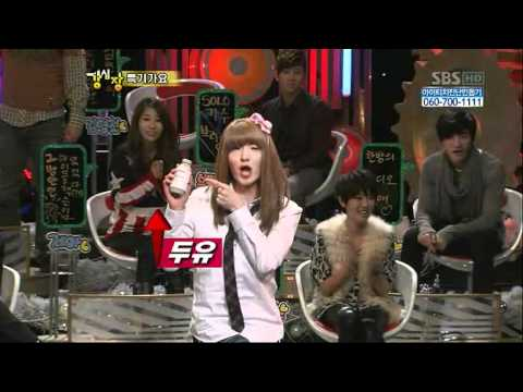 100202 Abracadabra Super Junior [Eunhyuk, Leeteuk, Shindong]
