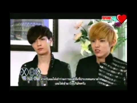 120825 EXO-M - TRUE MUSIC ASIAN LOVER SPECIAL