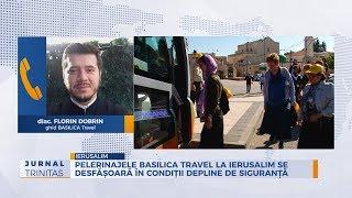 Pelerinajele BASILICA Travel la Ierusalim se desfasoara in conditii depline de siguranta
