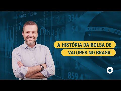 A história da Bolsa de Valores no Brasil: Em 2020 a B3/ antiga Bovespa completou 130 anos.
