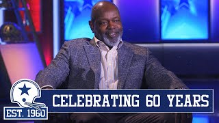 Legendary Cowboys Players Celebrate 60 Years of Football