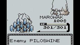 Pokémon: Crystal Version - The Battle Tower (Level 100)