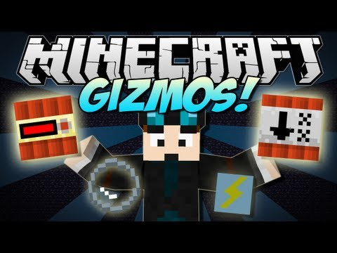 Minecraft   GIZMOS! (Useful Gadgets & MOAR TNT!)   Mod Showcase [1.5.2] - Smashpipe Games