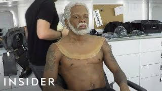 """How Hollywood Makes Actors Look Old — Exclusive """"Uncle Drew"""" Behind The Scenes"""