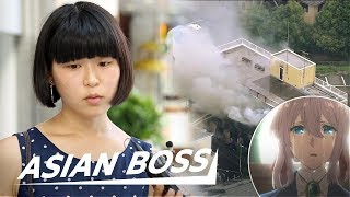 Japanese React To Kyoto Animation Arson Attack | ASIAN BOSS