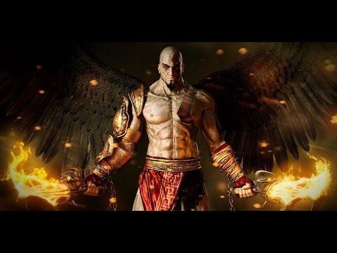 Первый взгляд God of War 4