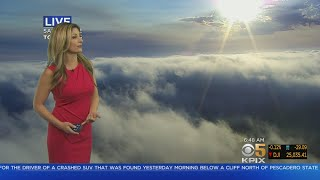 TODAY'S FORECAST: The latest from the KPIX 5 weather team