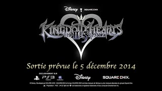 Kingdom hearts 2.5 :  bande-annonce VOST