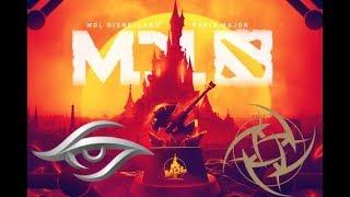 Secret vs NIP | MDL Disneyland Paris Major | Closed Qualifier
