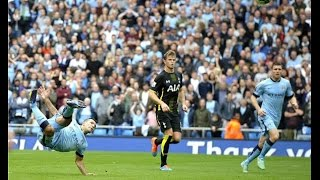 Watch Manchester City 4-1 Tottenham Hotpurs 18/10/2014 All Goals And Highlights |08-th round PL