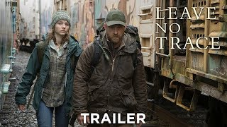 LEAVE NO TRACE - Trailer deutsch HD