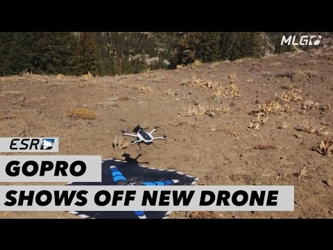 GoPro has released a new drone for the main stream!