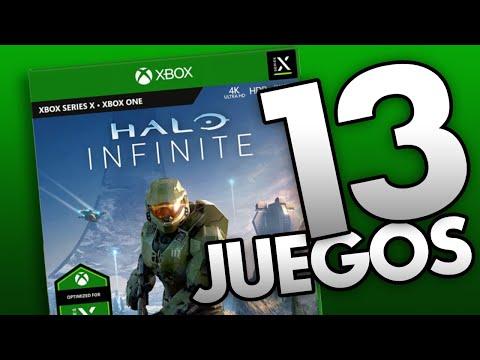 Los juegos MÁS esperados del Xbox Series X y Xbox Series S! 😱😲😍 #XboxSeriesX #XboxSeriesS