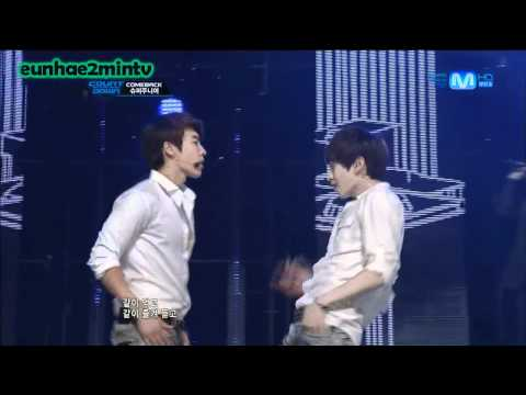 Eunhae moment #168 [There's always room for EUNHAE!!]