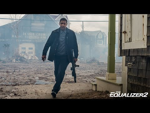 THE EQUALIZER 2. Protagonizada por Denzel Washington. En cines 10 de agosto.
