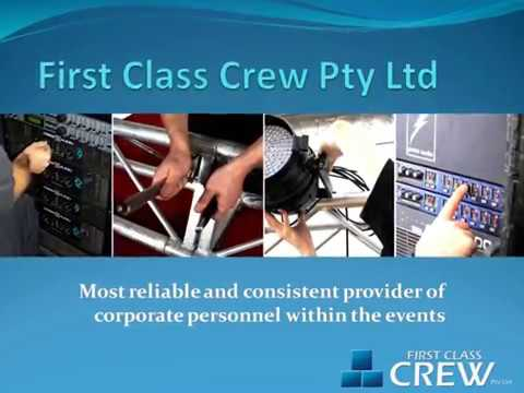 First Class Crew Pty Ltd
