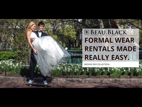 BEAU.BLACK - Tuxedo, Formalwear Rentals