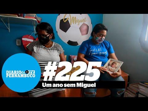 Um ano sem Miguel: silêncio e vazio em meio à luta por justiça