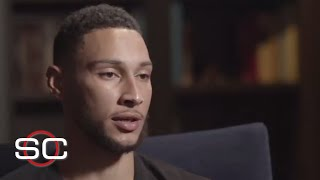 Ben Simmons admits he was going through the motions at times last year   SportsCenter w/ Stephen A.