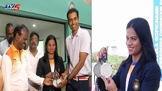 Mitra Foundation & Gopichand Academy Honours Athlete D..