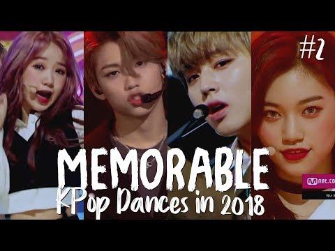 Most Memorable KPop Dances in 2018 (So Far) #2