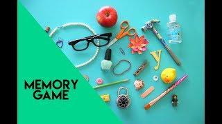 Memory game challenge