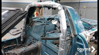 My Jeg's roll cage install was a HUGE FAIL!